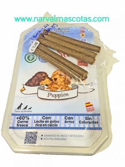 Ibéricas Sticks Puppies (Mediterranean Natural): Productos y Servicios de Narval Mascotas