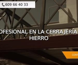 Cerrajería de hierro en Tenerife: Carpintería Roberto Tavío