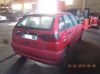 SEAT IBIZA 1.9 D AÑO 1999: Catálogo de Desguace Valorización del Automóvil BCL, S.L.