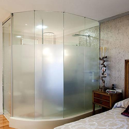 Soluciones a medida para cerramientos de interior en vidrio
