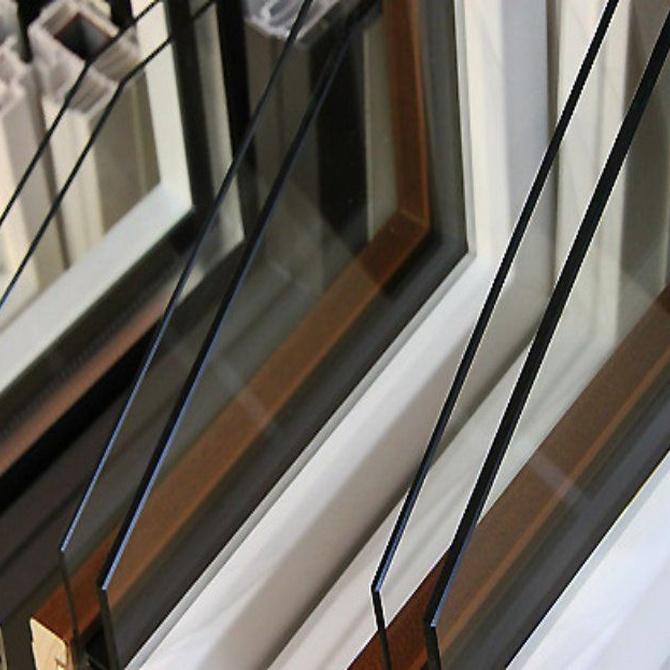 Las ventanas de doble cristal