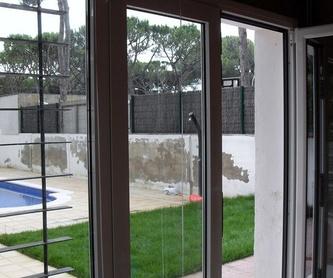 Puertas de jardín a medida