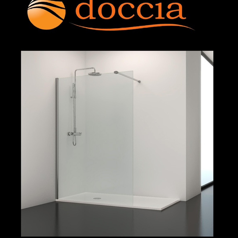 Mampara de ducha Fija