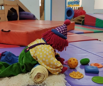 WALKERS: Actividades de Gymboree Play & Music Sant Feliu