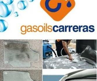 Servicio de gasolinera: Nuestros servicios de Gasoils Carreras