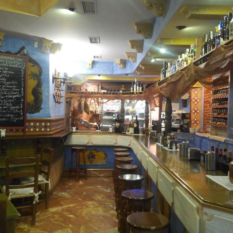 Postres: Especialidades de Restaurante Los Andaluces