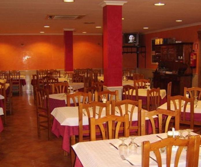 Cocina casera : Carta y menús de Carlos Mary Restaurante