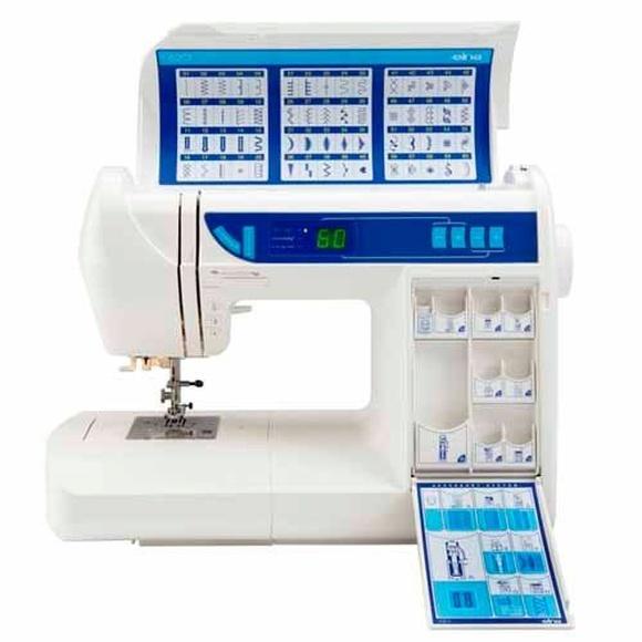 Máquina de coser Elna Experience, máquina doméstica de brazo libre: Productos de J. Pujol