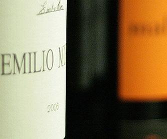 Carta de vinoteca: Carta de La Trastienda del 13