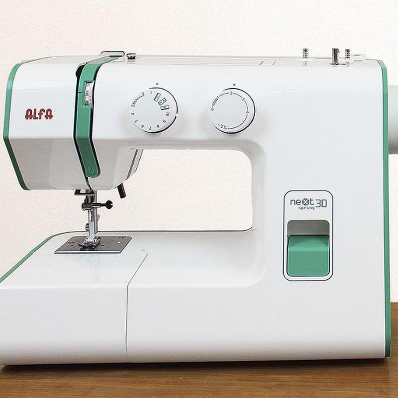 Alfa Next 30 Spring: Productos de Maquinas de Coser - Servicio técnico y repuestos