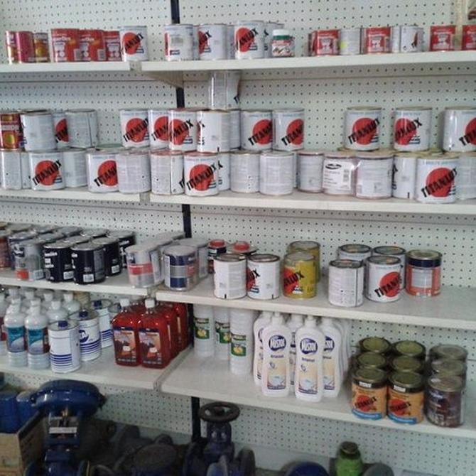 ¿Qué tipos de pintura existen para el hogar?