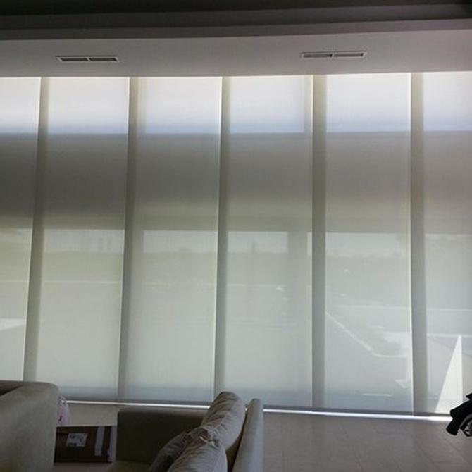 ¿Qué aportan los estores screen a nuestra casa?