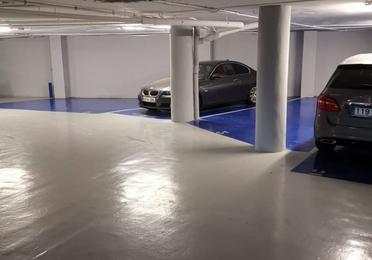 Limpieza y mantenimiento de parkings