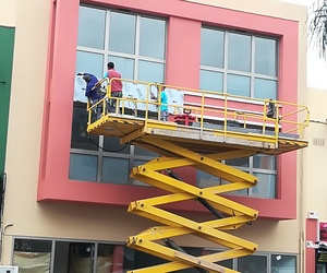 Cerramientos de terrazas en Tenerife | Aluminios y PVC Tomás León