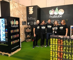 FRU &TUBE  EN LA FERIA FRUIT ATRACTTION 2017