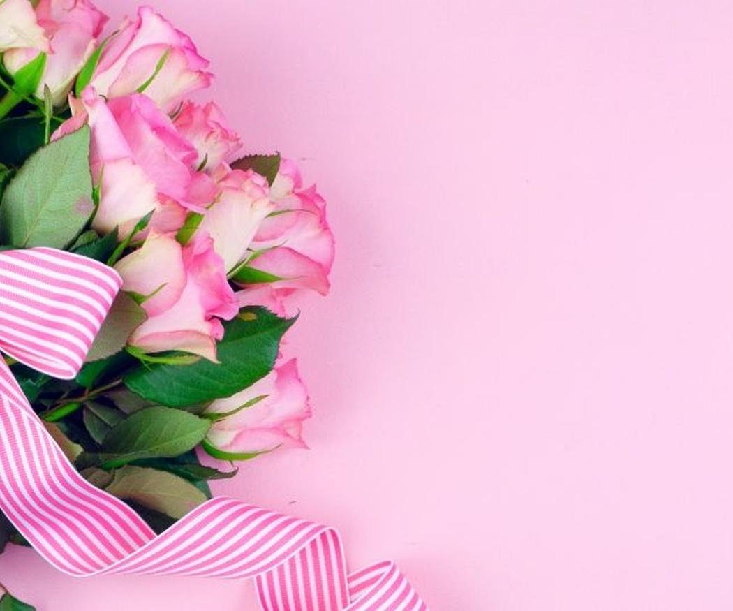 Cualquier excusa es válida para regalarle flores