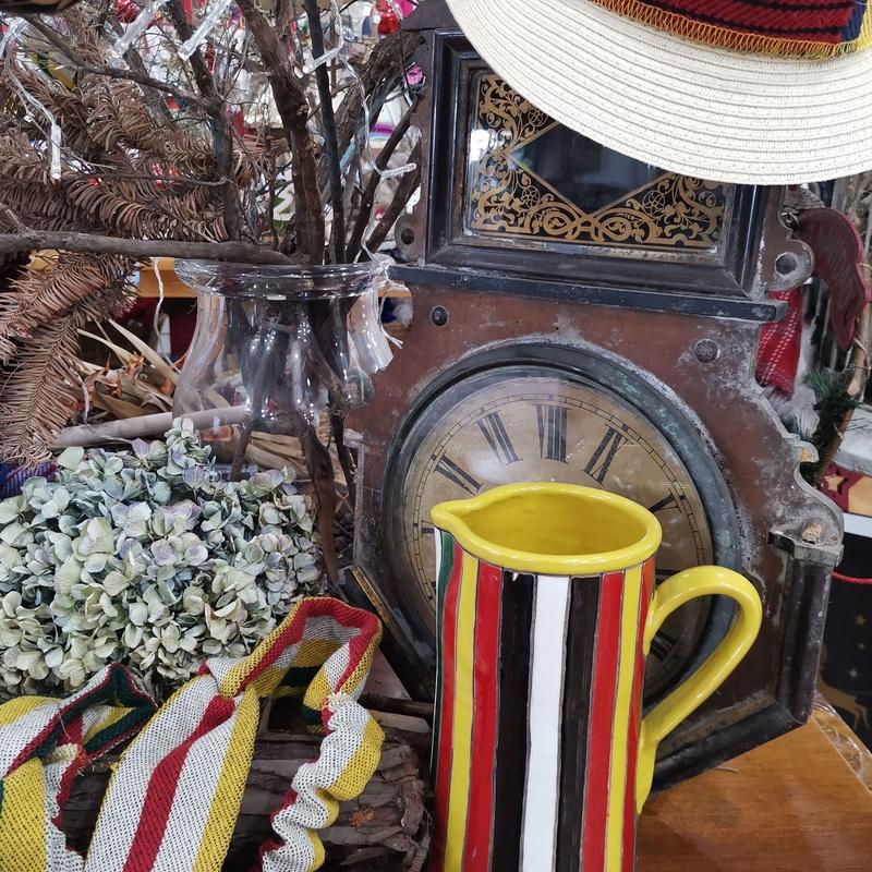 Diseños exclusivo inspirado en textiles Canarios.