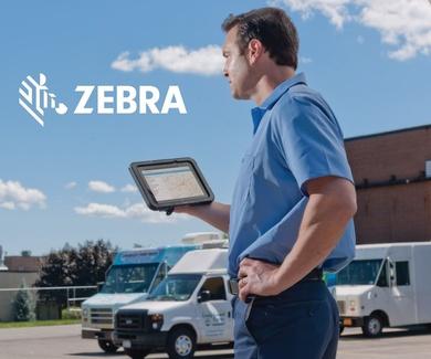 Nuevas Zebra ET5x Enterprise Tablet con Android™ y Windows®