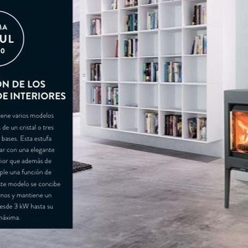JOTUL: Catálogo de Chimeneas Ferrol