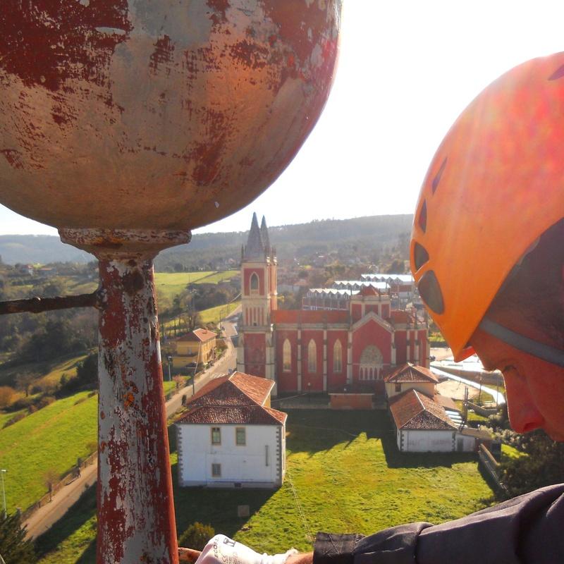 Fachadas Cantabria - mantenimiento de estructuras metálicas en Cantabria