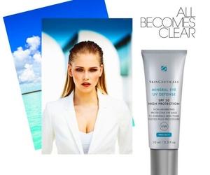 Mineral Eye UV Defense de Skinceuticals es el primer fotoprotector de contorno de ojos del mercado
