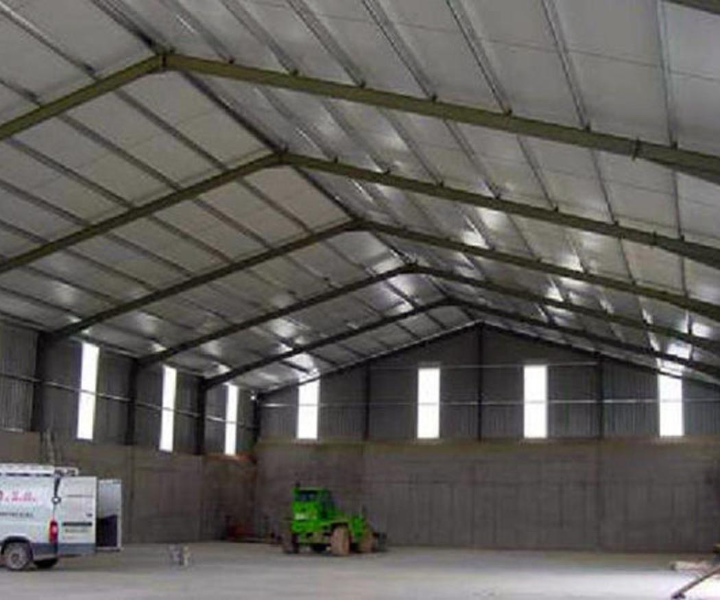 Requisitos para construcciones de almacenamiento de productos agropecuarios