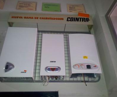 CALENTADORES DE AGUA MADRID CENTRO