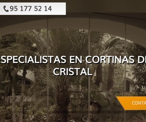 Cortinas de cristal en Málaga | NeoGlass