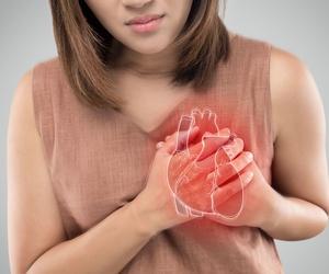 Las mujeres tienen un 18% más de riesgo de morir de infarto agudo de miocardio