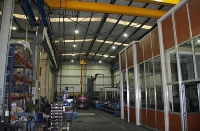 Proyecto en naves industriales