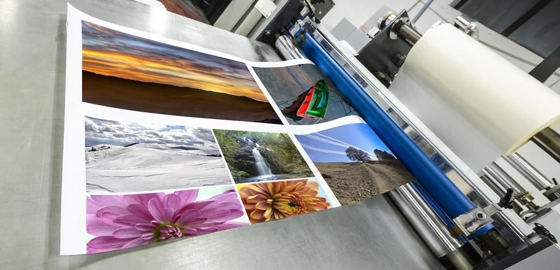 Impresión digital de papelería corporativa en Boadilla del Monte, Madrid