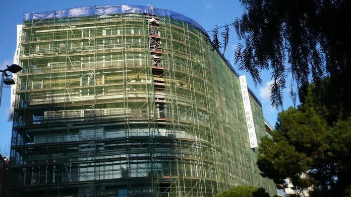 Restauración de fachadas: Servicios de ANPE 2000 SL