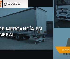 Transporte de mercancías en Zaragoza: Ne Logistic