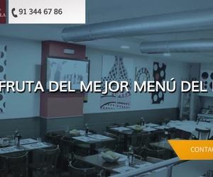 Comidas caseras en Las Tablas, Madrid | Restaurante La Muralla