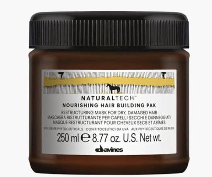 NOURISHING HAIR BUILDING PAK: Alta Cosmética Natural de Sostenible Beauty Concepts