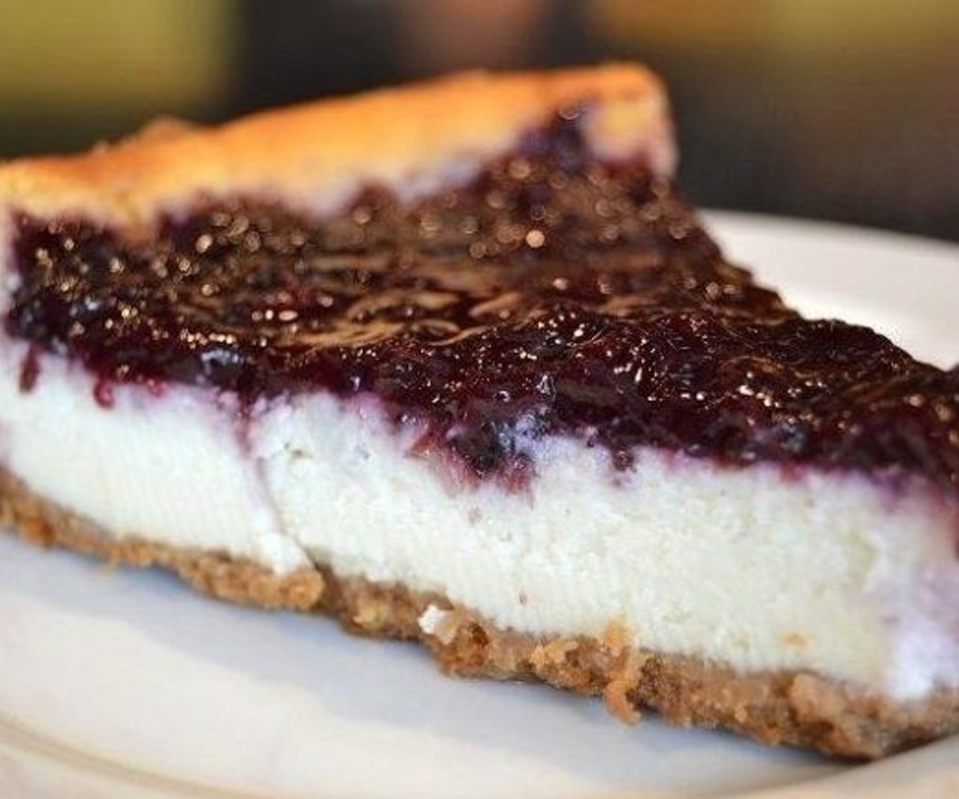 Descubre nuestra tarta de queso con frambuesa