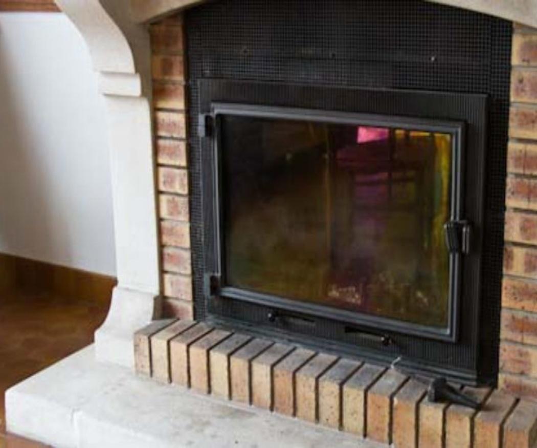 La revisión de chimeneas con cámara de tv