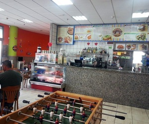 Café Burguer La Plaza en Santa Lucía de Tirajana