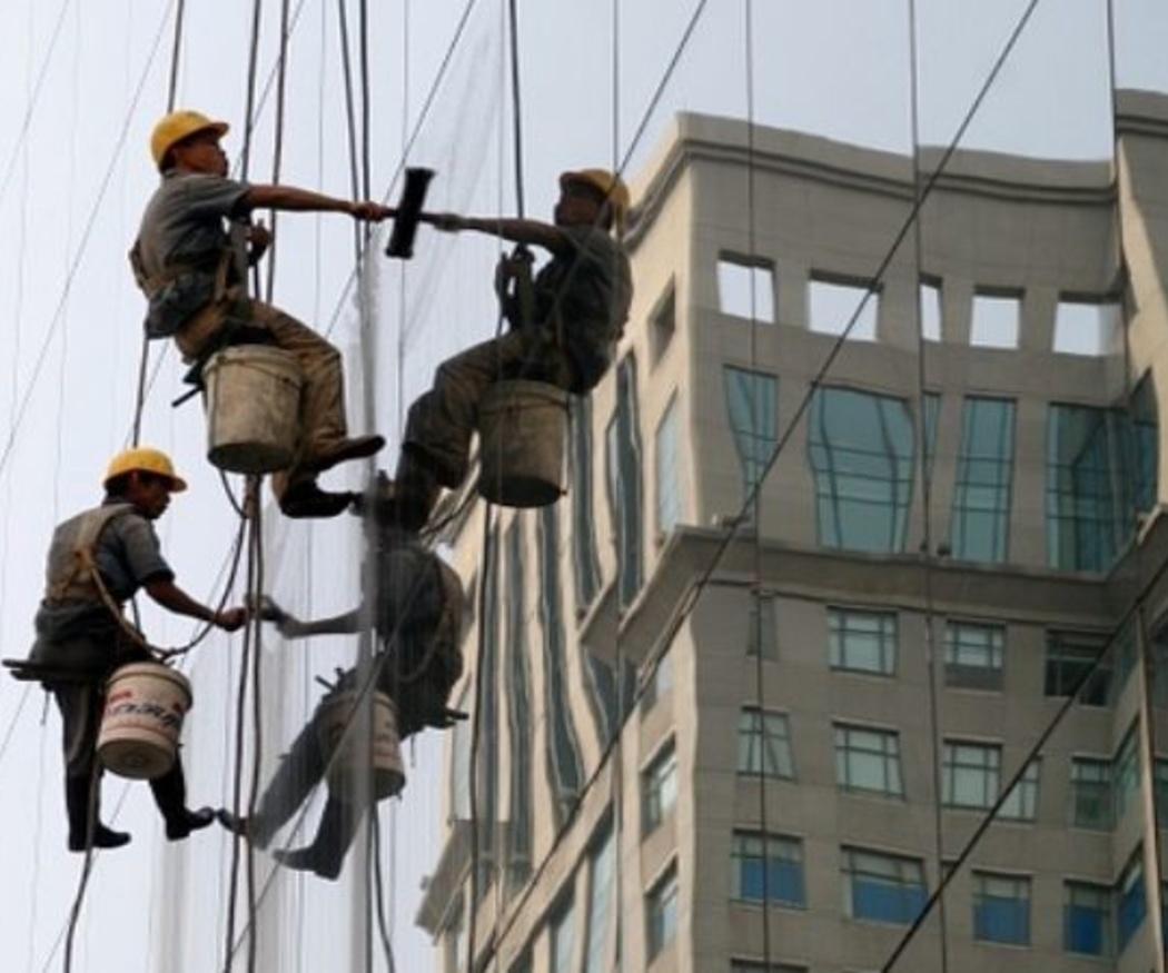 Ventajas de los trabajos verticales frente al uso de andamios