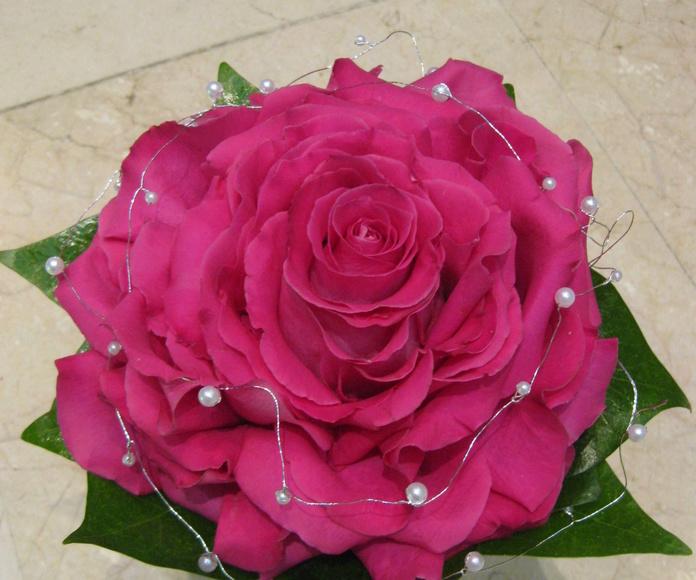 Rosmelia, flor para boda