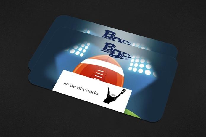 Carnet de Abonado del Club Deportivo Aljarafe