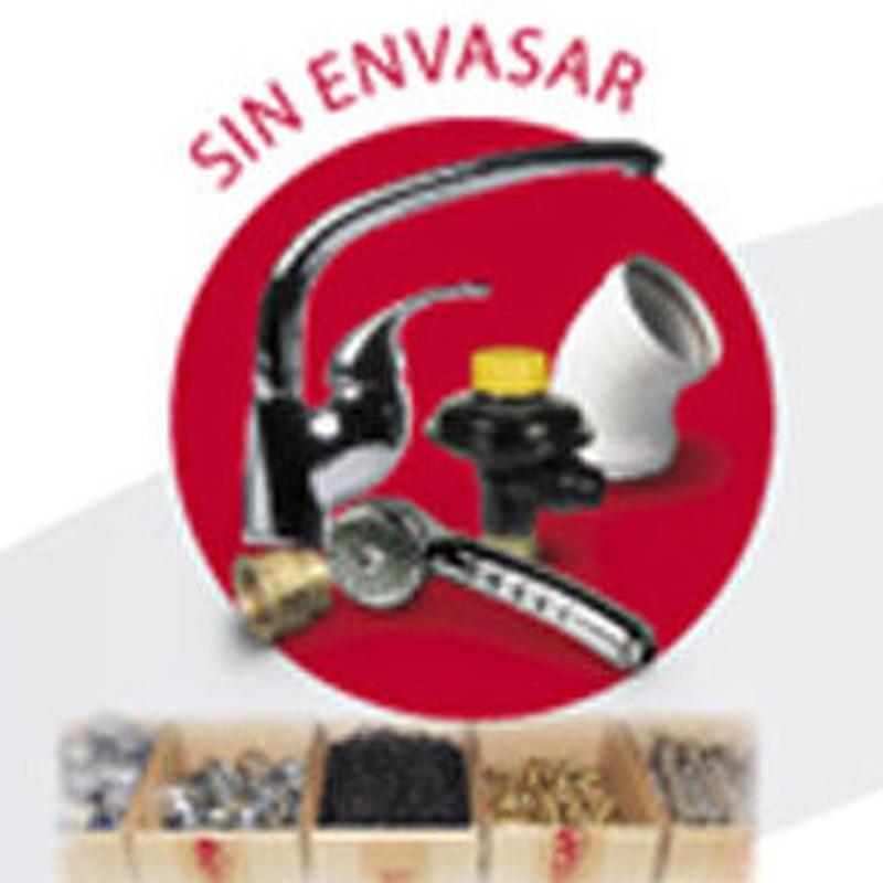 Tres diferentes presentaciones: Productos  de Anzapack