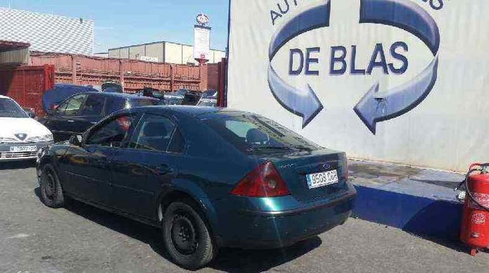 VENTA DE FORD MONDEO  2003 verde diesel: Catálogo de Autodesguaces De Blas