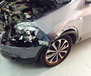 Nissan Qashqai  para reparar en nuestro taller