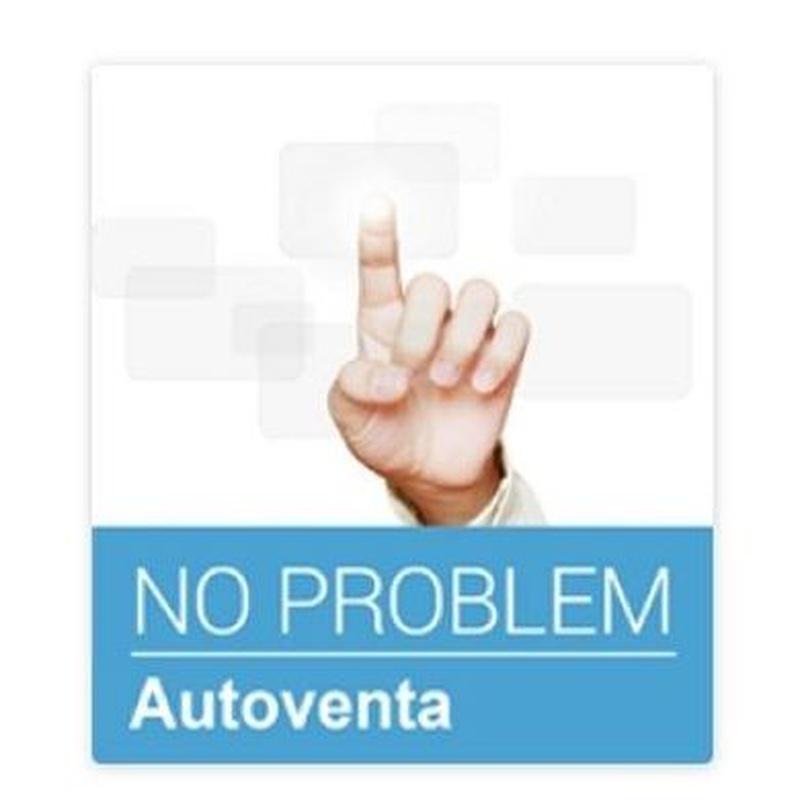 NO PROBLEM SOTWARE AUTO VENTA: Productos y Servicios de Stylepc