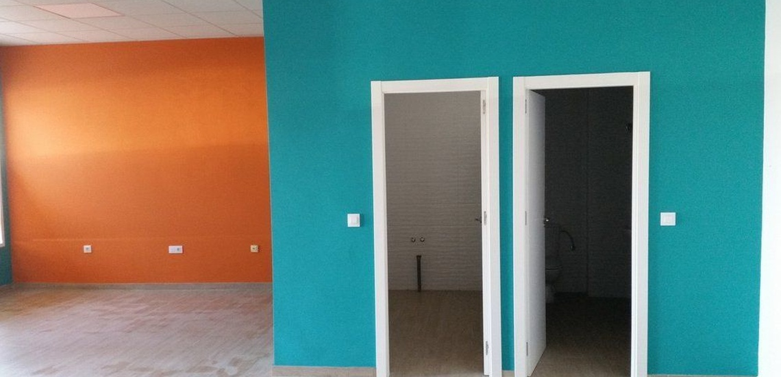 Trabajos de impermeabilización e instalación de pladur en Jaén