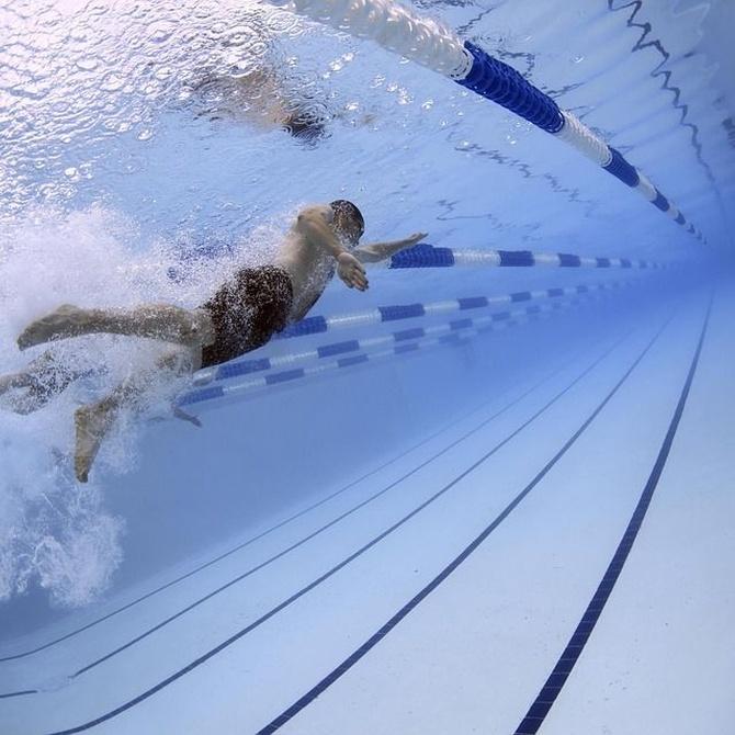 ¿Qué estilos de natación puedes practicar en tu piscina?