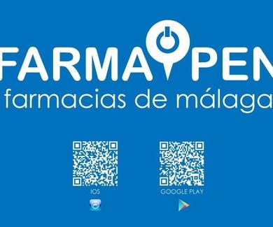 FarmaOpen. Farmacias de Málaga