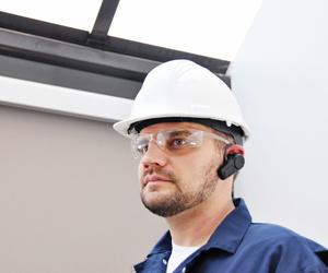 SAVOX BTH-101 Bluetooth headset - dirt and moisture resistant PTT