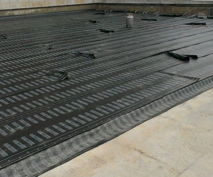 colocacion tela asfaltica gijon